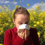 Kako alergija vpliva na vožnjo